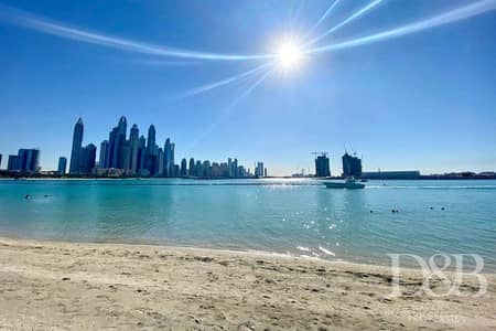 فلیٹ 1 غرفة نوم للبيع في دبي هاربور، دبي - Best Partial Palm View | 1 Bed High Floor