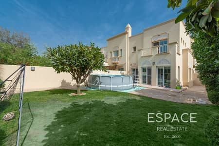 3 Bedroom Villa for Sale in The Springs, Dubai - Exclusive | Upgraded | Close to Community Pool