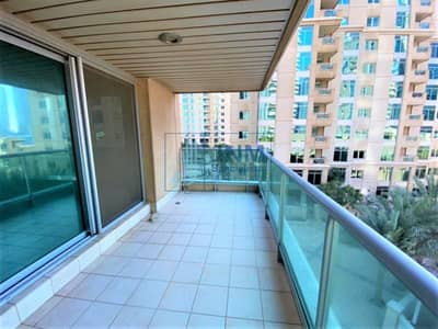فلیٹ 2 غرفة نوم للبيع في دبي مارينا، دبي - Exclusive! Low Floor | Community View | 2 Beds + S