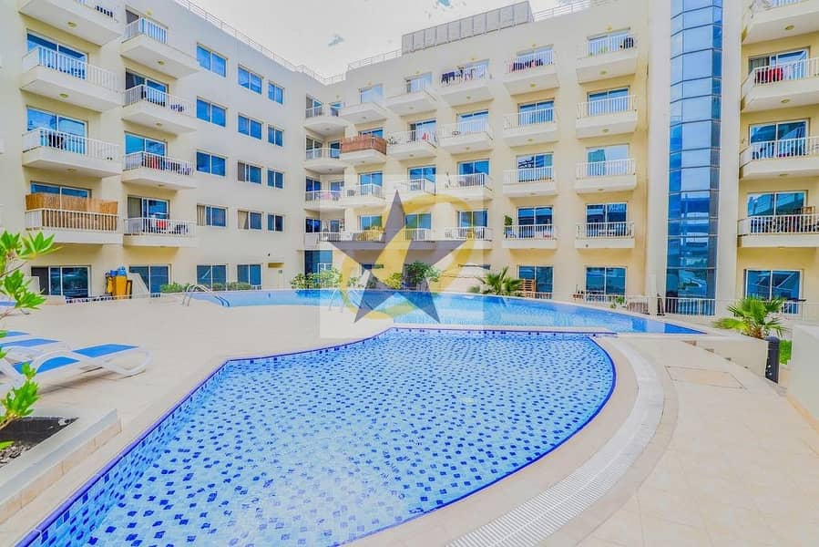 10 Amazing Price -Fully Furnished Studio with Community view