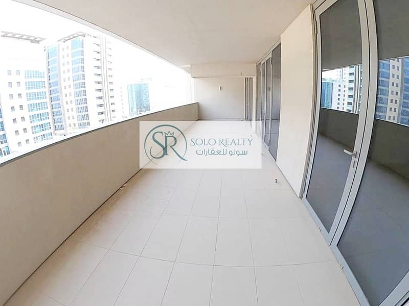 No Commission! Spacious 4BR+Maid W/Terrace I Road View