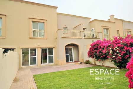 3 Bedroom Villa for Rent in The Springs, Dubai - 3M - Landscaped Garden - Well Maintained