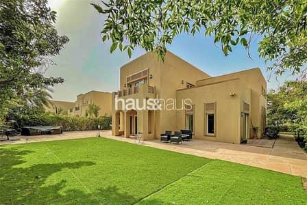 فیلا 5 غرف نوم للبيع في المرابع العربية، دبي - Immaculate | Close to Pool and Park | Internal