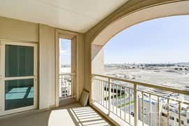 Large Balcony   Well Maintained   High Floor