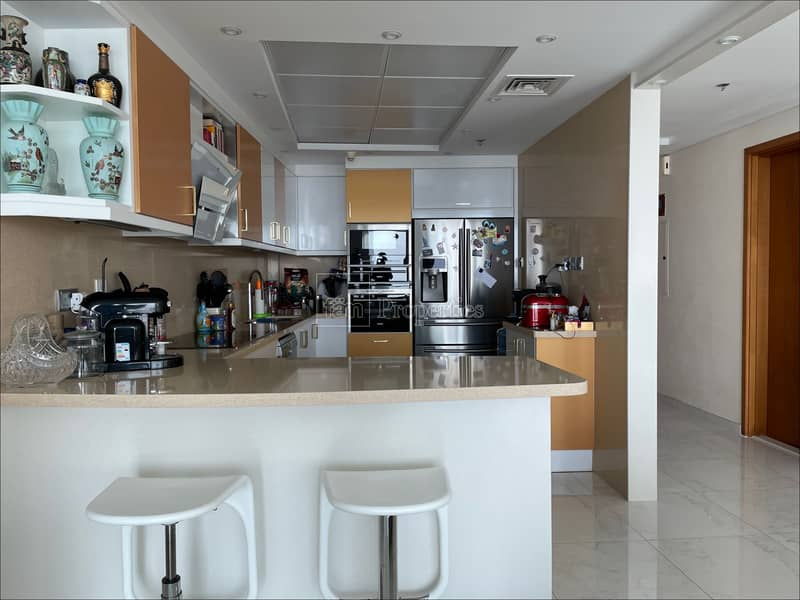 16 Bright | Luxuriously furnished | Full Sea View | Unique