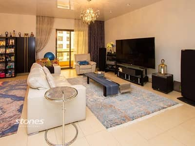 4 Bedroom Apartment for Sale in Jumeirah Beach Residence (JBR), Dubai - Built-in Jacuzzi | Amazingly Upgraded Interiors