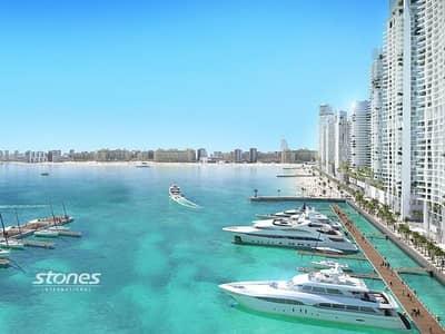 Floor for Sale in Dubai Harbour, Dubai - Full Floor with Marina Skyline and Sea View