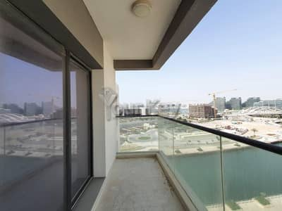2 Bedroom Apartment for Rent in Al Raha Beach, Abu Dhabi - Canal views Ready to move  2 Beds+maid
