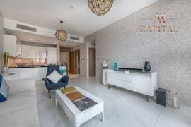 Available   1 Bedroom Corner unit   Burj Khalifa View