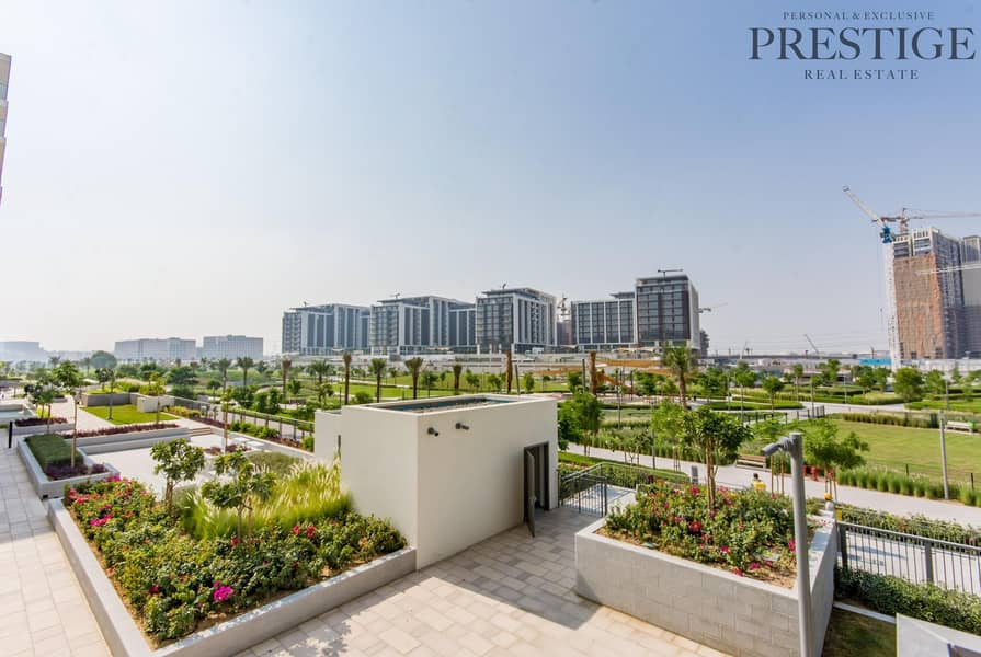 16 3 Beds + Maid Room l Large Balcony | Great Location
