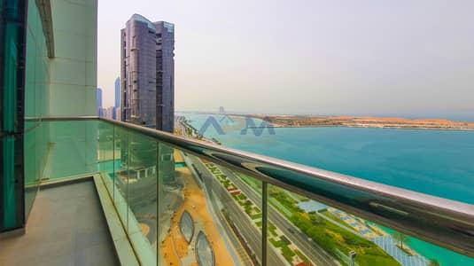 شقة 2 غرفة نوم للايجار في شارع الكورنيش، أبوظبي - Amazing Deal ! 2BHK Apartment With High End Quality