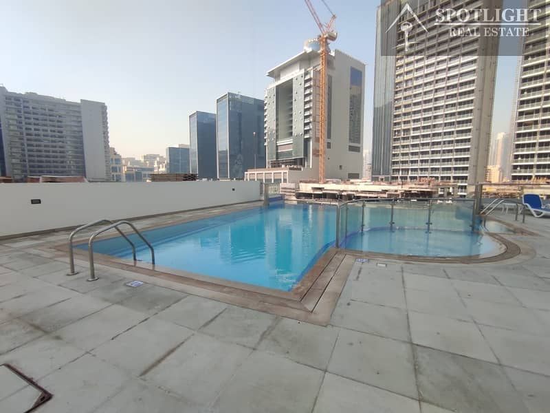 1 Month free | Brand new Building | 1 Bedroom for rent | Business Bay