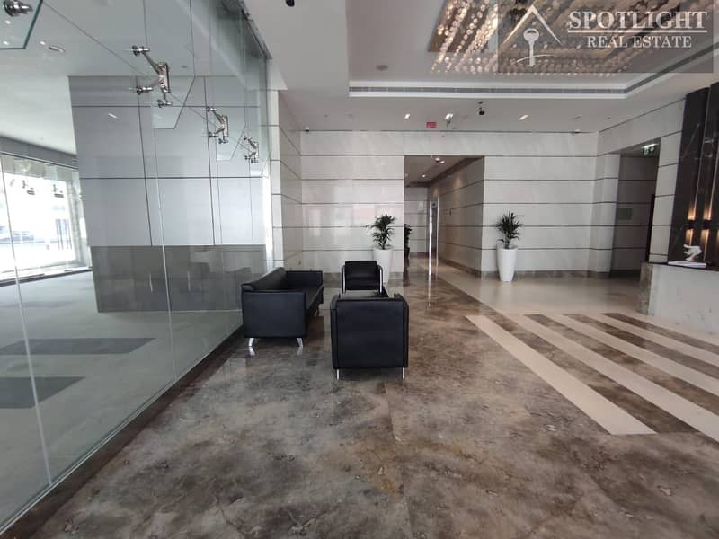2 1 Month free | Brand new Building | 1 Bedroom for rent | Business Bay