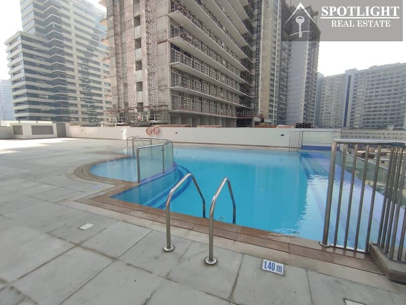 17 1 Month free | Brand new Building | 1 Bedroom for rent | Business Bay