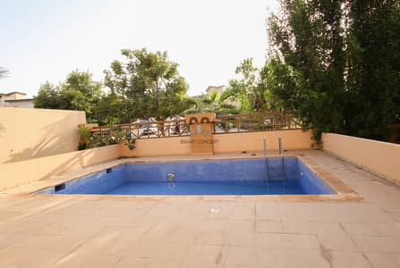 5 Bedroom Villa for Sale in Al Raha Golf Gardens, Abu Dhabi - Family Best Deal | Stand-alone Villa | Narjes