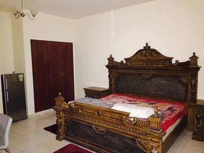 استوديو  للايجار في المدينة العالمية، دبي - شقة في الحي البريطاني المدينة العالمية 16000 درهم - 5007449