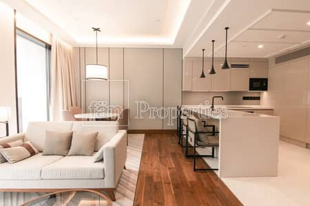 1 Bedroom Flat for Rent in Bluewaters Island, Dubai - LUXURIOUS FURNISHED | PARTIAL SEA VIEW
