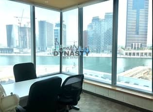 13 Furnished Office | Prime Location | 2 Parking Spaces