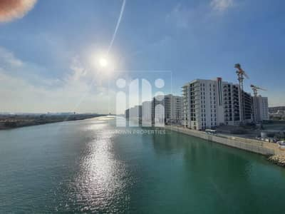 2 Bedroom Apartment for Sale in Yas Island, Abu Dhabi - Apartment With a Charming View.10/90 Pay Plan | 2 years Free Sc.Zero ADM Fees Freehold for All Nationalities