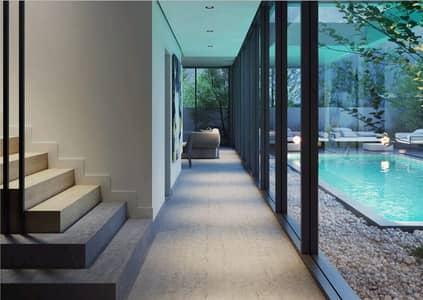 5 Bedroom Villa for Sale in Al Tai, Sharjah - villa 5 bedrooms stand alone in Sharjah \ private pool \ maid + driver room \ smart villa \ luxurious villa
