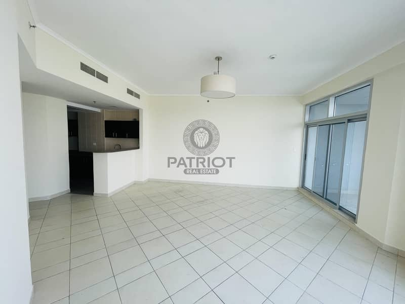 2 Unfurnished 2BHK with Excellent Views on High Floor