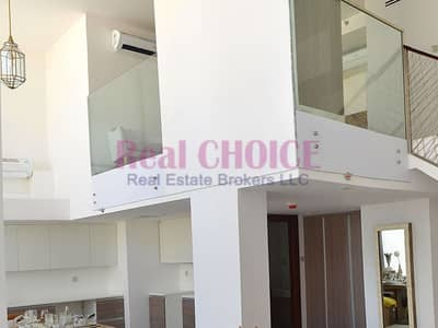 2 Bedroom Flat for Sale in Jumeirah Village Circle (JVC), Dubai - Duplex | 2 Bed | Fully Furnished | High Floor