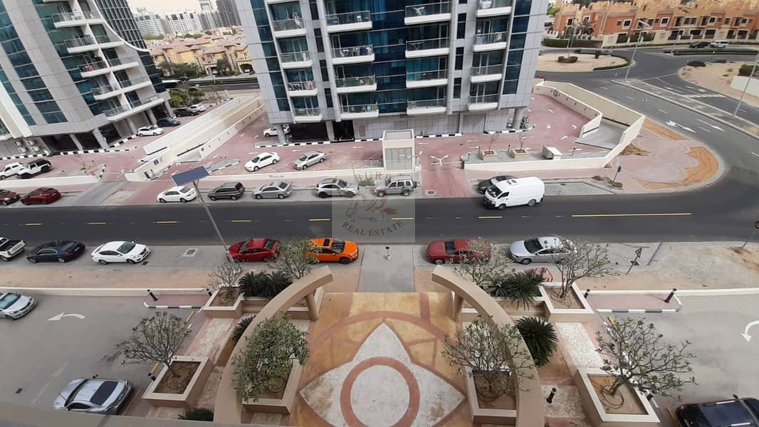 13 BEAUTIFUL STUDIO APARTMENT IN DUBAI SPORTS CITY