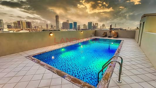 استوديو  للبيع في قرية جميرا الدائرية، دبي - HOT BULK SALE | 4 New Studio | Balcony | Parking | Pool | Gym | Kids Play