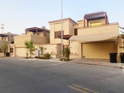 فیلا 6 غرف نوم للايجار في حدائق الجولف في الراحة، أبوظبي - فیلا في حدائق الجولف في الراحة 6 غرف 220000 درهم - 5063096