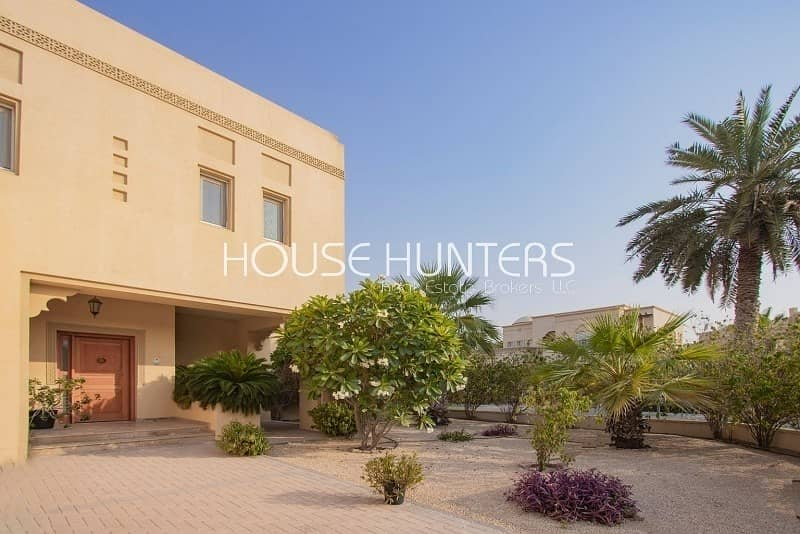 Exclusively Listed|Type 10|Corner Villa|Immaculate