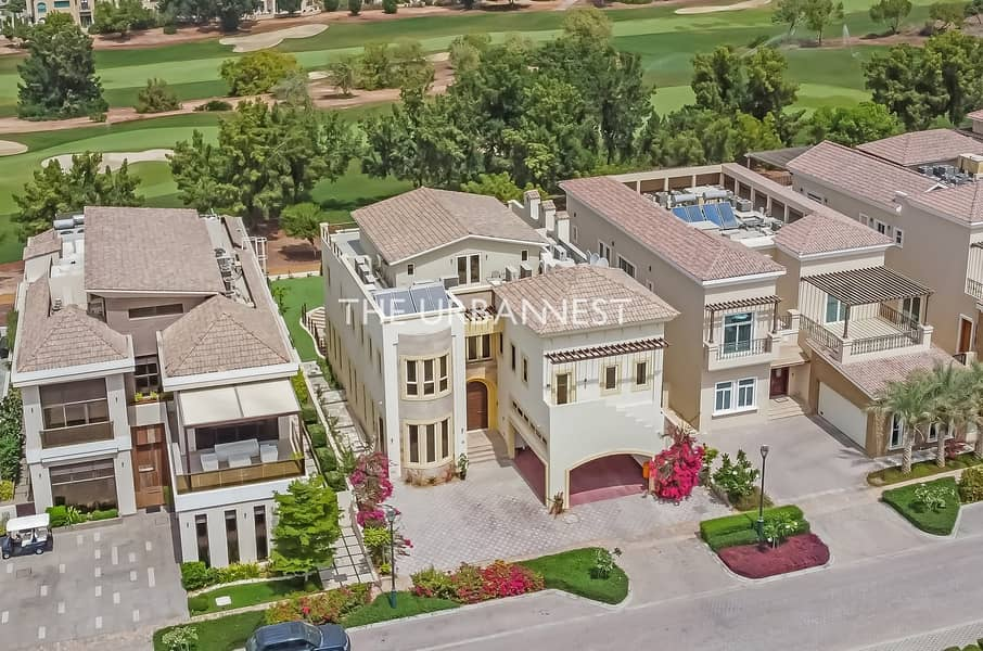 Exclusive| Custom Built| Golf Course View