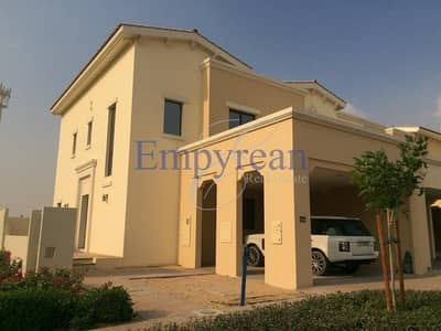 3 Bedroom Villa for Sale in Reem, Dubai - Single Row Corner Villa in Mira 1 near Park and Swimming Pool