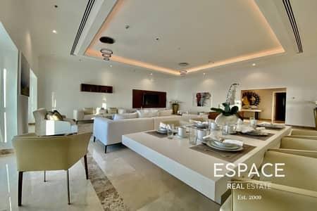 4 Bedroom Penthouse for Rent in Dubai Marina, Dubai - Penthouse   2 Years Minimum   Balcony