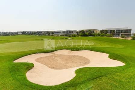 ارض سكنية  للبيع في دبي هيلز استيت، دبي - Resale | Golf Course View | Emerald Hills