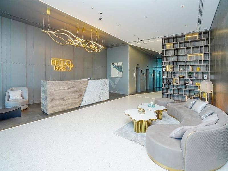 Vacant Studio   Brand New   High Quality Finish   Good Location