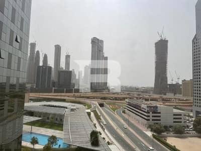 استوديو  للايجار في مركز دبي المالي العالمي، دبي - Stunning | Cozy Studio Apt. |  City View