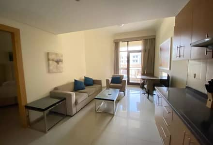 1 Bedroom Flat for Rent in Arjan, Dubai - FULLY FURNISHED 1 BEDROOM | CHILLER FREE