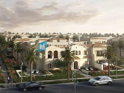 تاون هاوس 4 غرف نوم للبيع في دبي لاند، دبي - Single row | 4 BR w/ Maids |Perfectly Priced