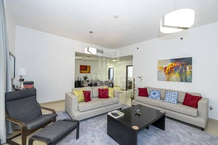 3 Bedroom Apartment for Rent in Jumeirah Beach Residence (JBR), Dubai - Best Location   Upgraded Apt   Furnished