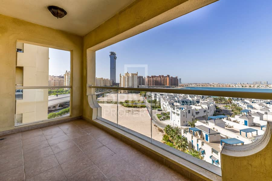 2 High Floor plus Maids Room with Sea View