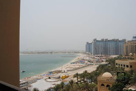 2 Bedroom Flat for Rent in Palm Jumeirah, Dubai - 2 Bed For Rent| Sea View| South Residence