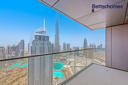 2 Bedroom Flat for Sale in Downtown Dubai, Dubai - Vacant | High Floor | Brand-New | Spacious Layout