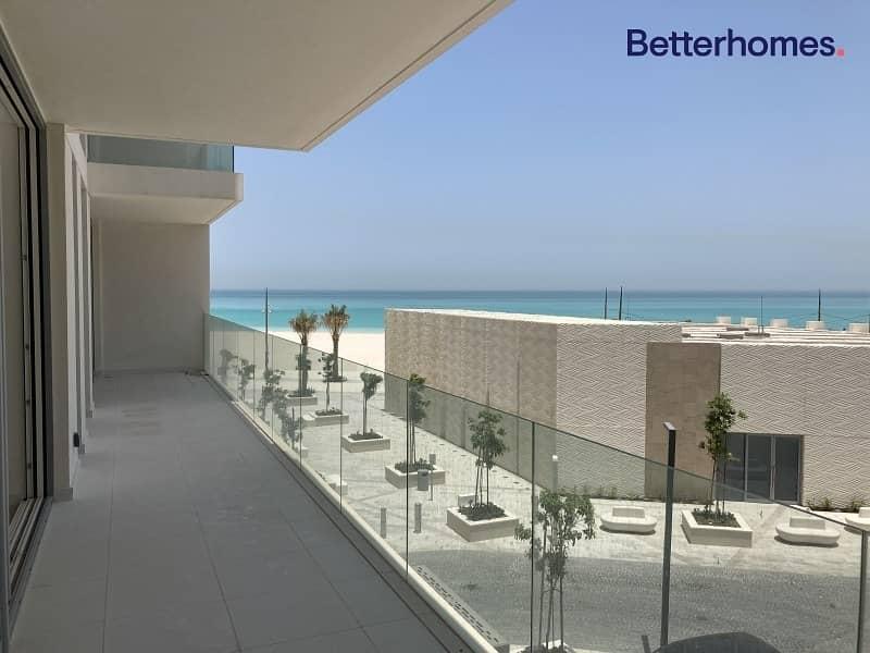 Partial Sea View | Luxury Apt| Plus Maids Room