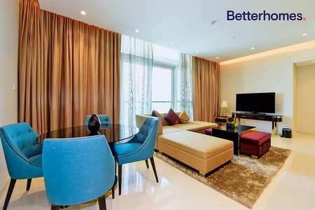 شقة 2 غرفة نوم للايجار في وسط مدينة دبي، دبي - Burj View | Fully Furnished | High Floor