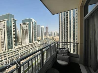 Studio for Rent in Downtown Dubai, Dubai - DT Specialist | Studio | Fountain Views|