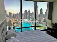 شقة في برج خليفة وسط مدينة دبي 1 غرف 119999 درهم - 5063489