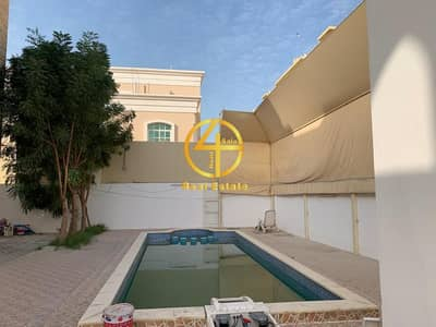 5 Bedroom Villa for Rent in Al Maqtaa, Abu Dhabi - Amazing  Spacious 5BR villa   Swimming Pool
