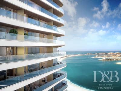 2 Bedroom Penthouse for Sale in Dubai Harbour, Dubai - GREAT OFFER | LUXURY LIVING WITH SEA VIEW