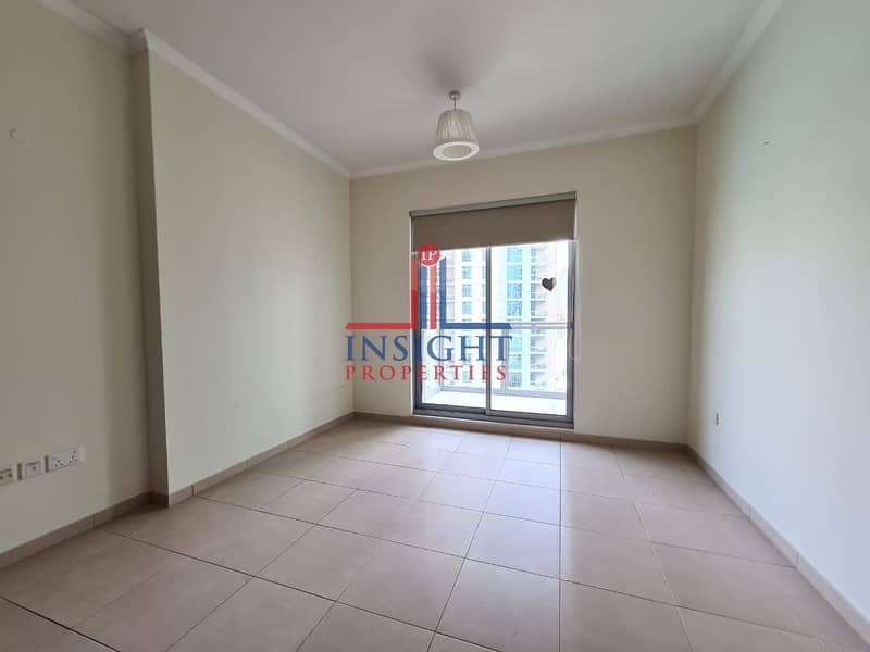14 VERY BRIGHT | 1 BED  | WITH FOUNTAIN VIEW