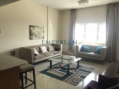 1 Bedroom Apartment for Rent in Downtown Jebel Ali, Dubai - NICE FURNISHED 1BR WITH BALCONY IN DOWNTOWN JABEL ALI NEAR METRO